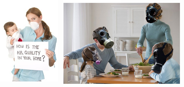 Indoor air quality, Family, Mask